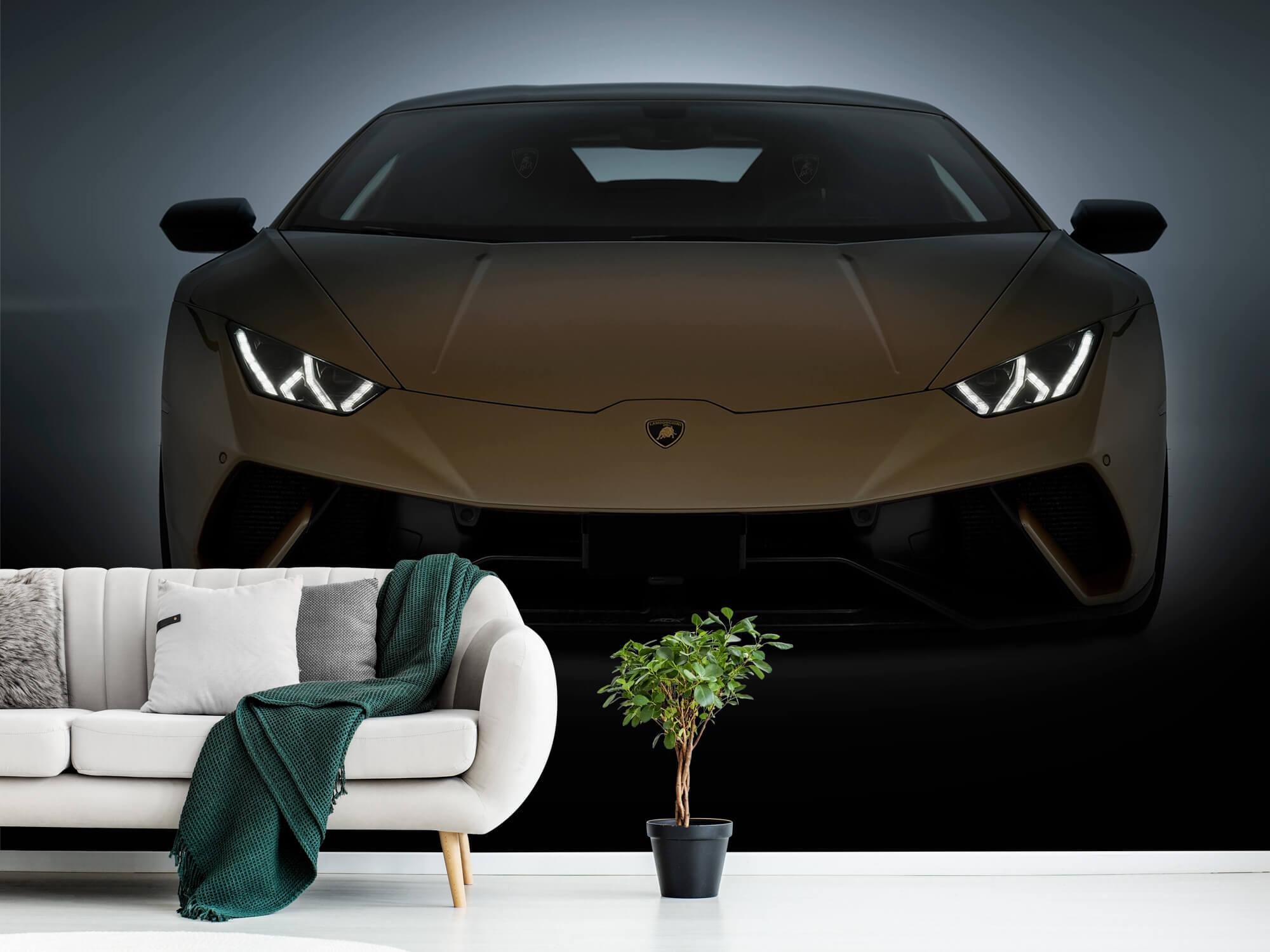 Wallpaper Lamborghini Huracán - Front Side 7