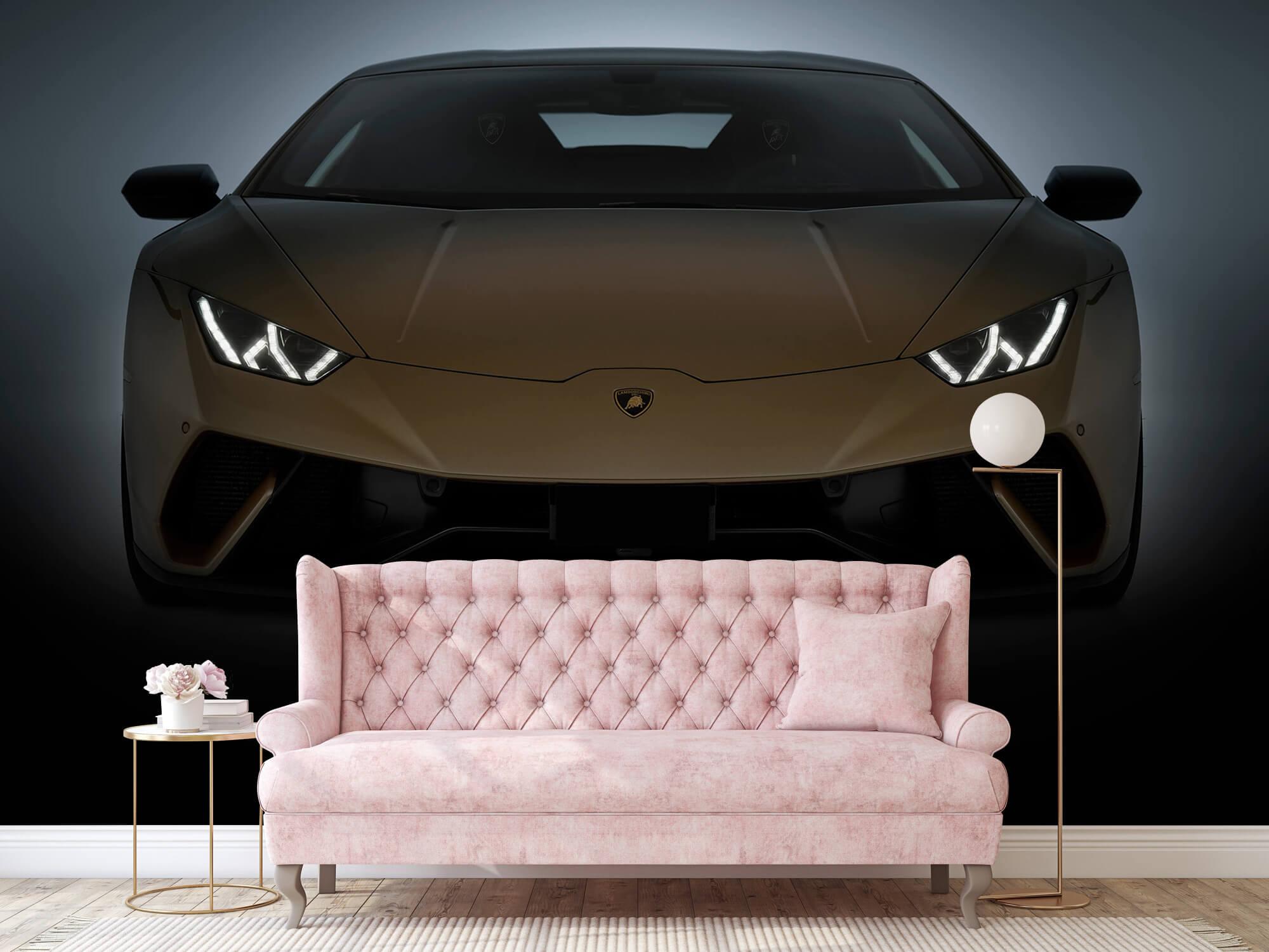 Wallpaper Lamborghini Huracán - Front Side 12