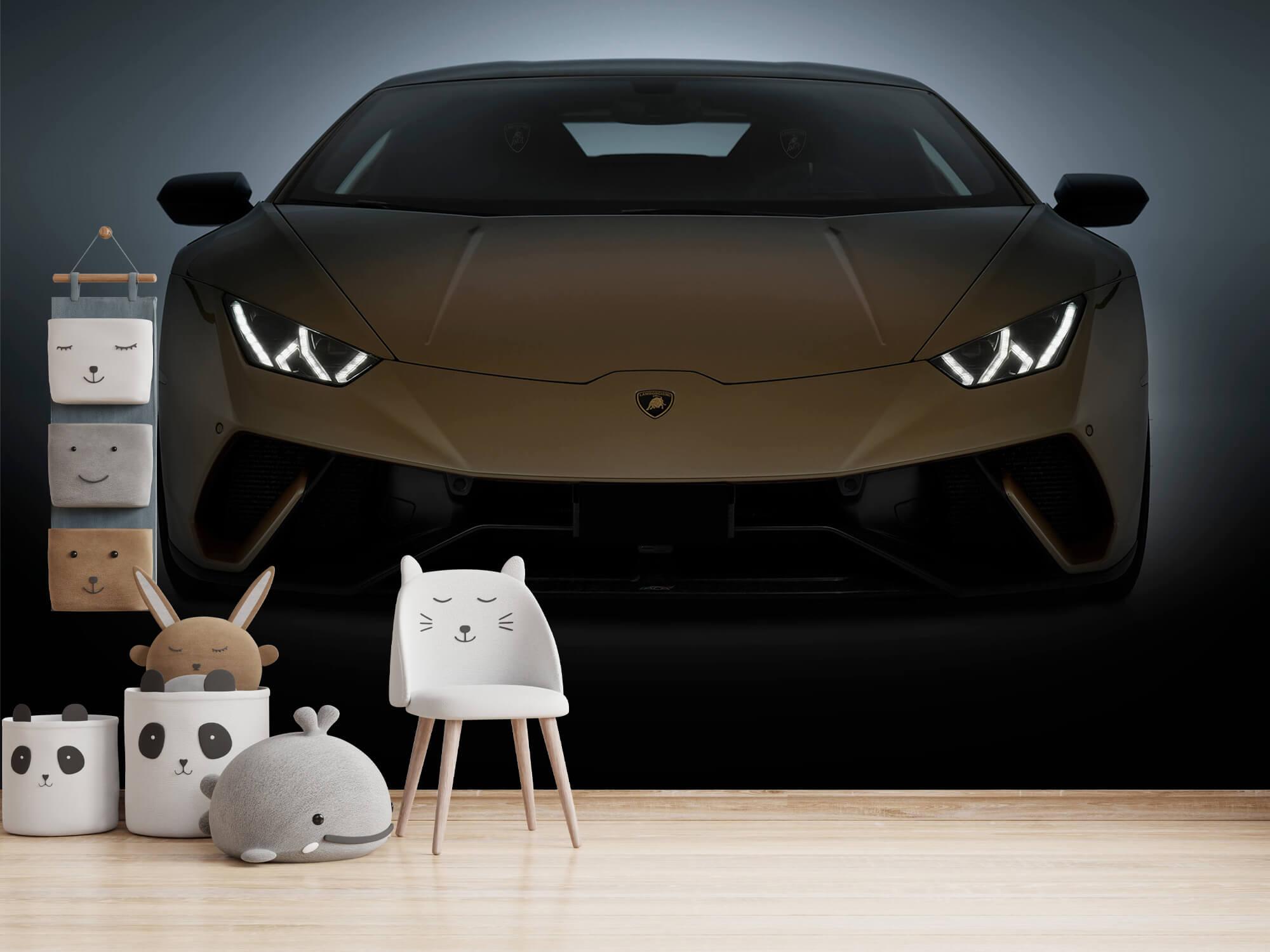 Wallpaper Lamborghini Huracán - Front Side 13