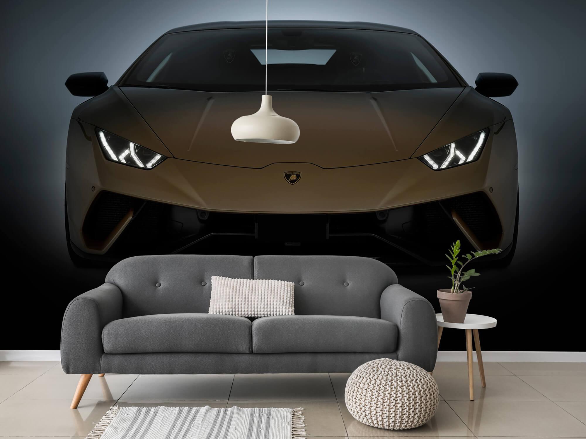 Wallpaper Lamborghini Huracán - Front Side 14