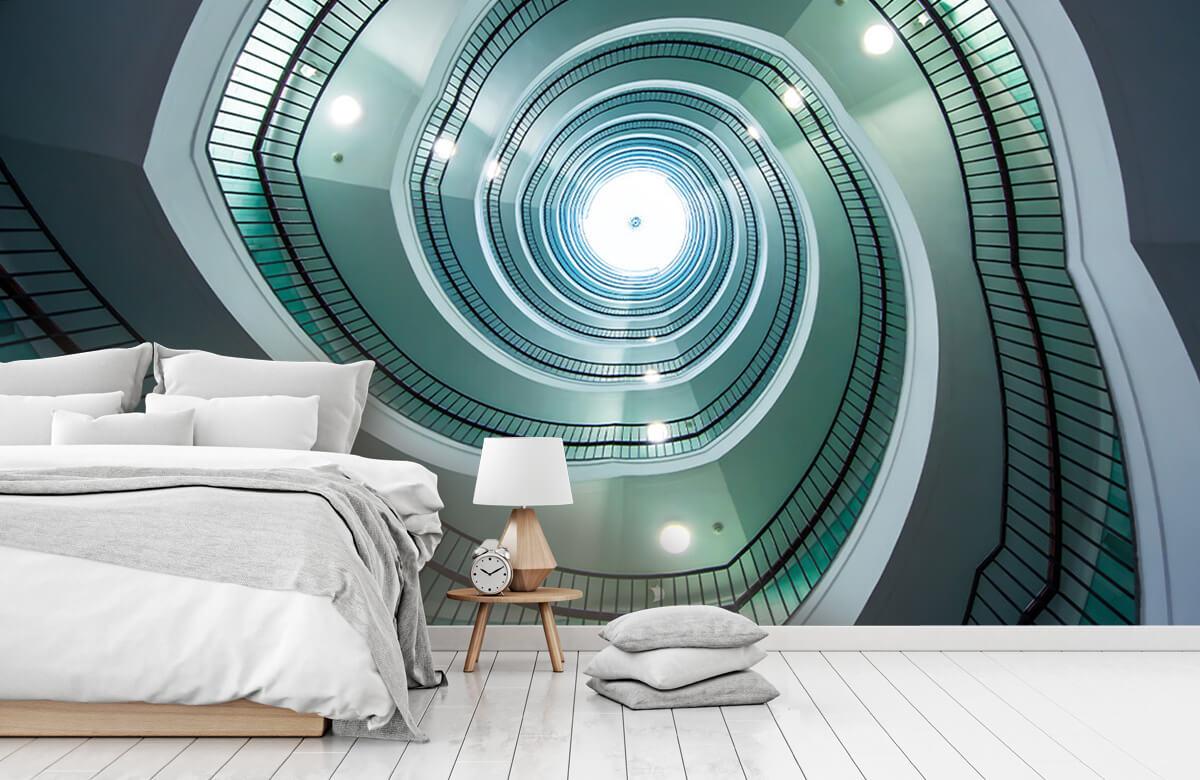 Luminous tunnel 9