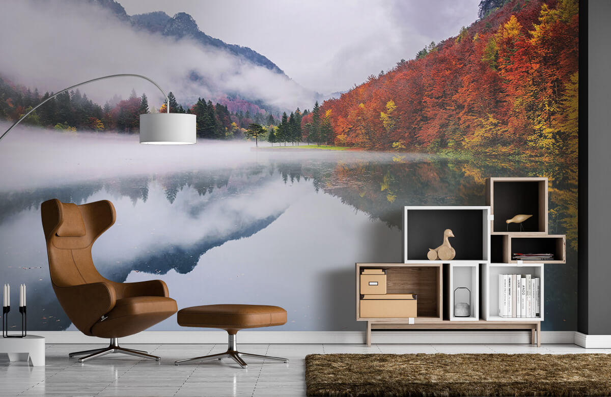 Autumn reflections 8
