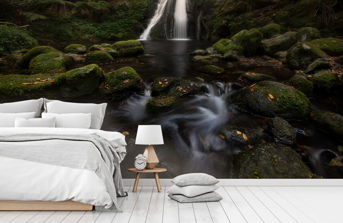 A Graceful Waterfall 6