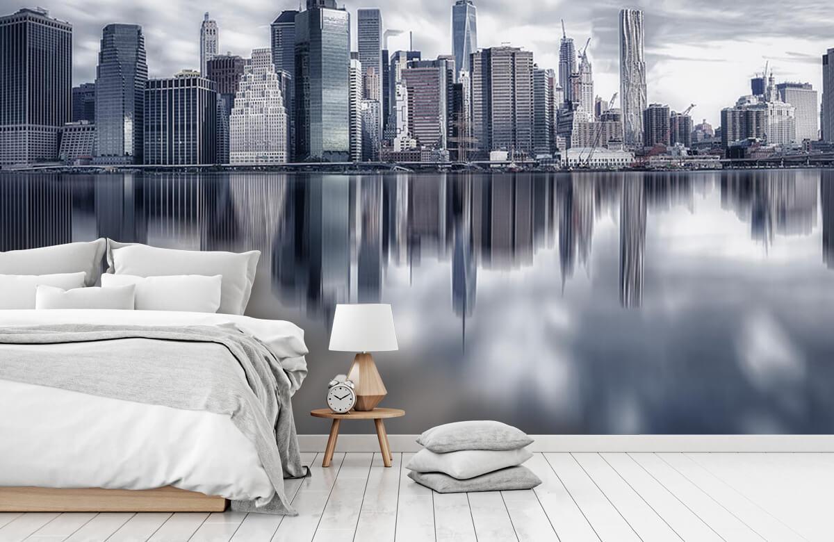 Manhattan Reflection 11