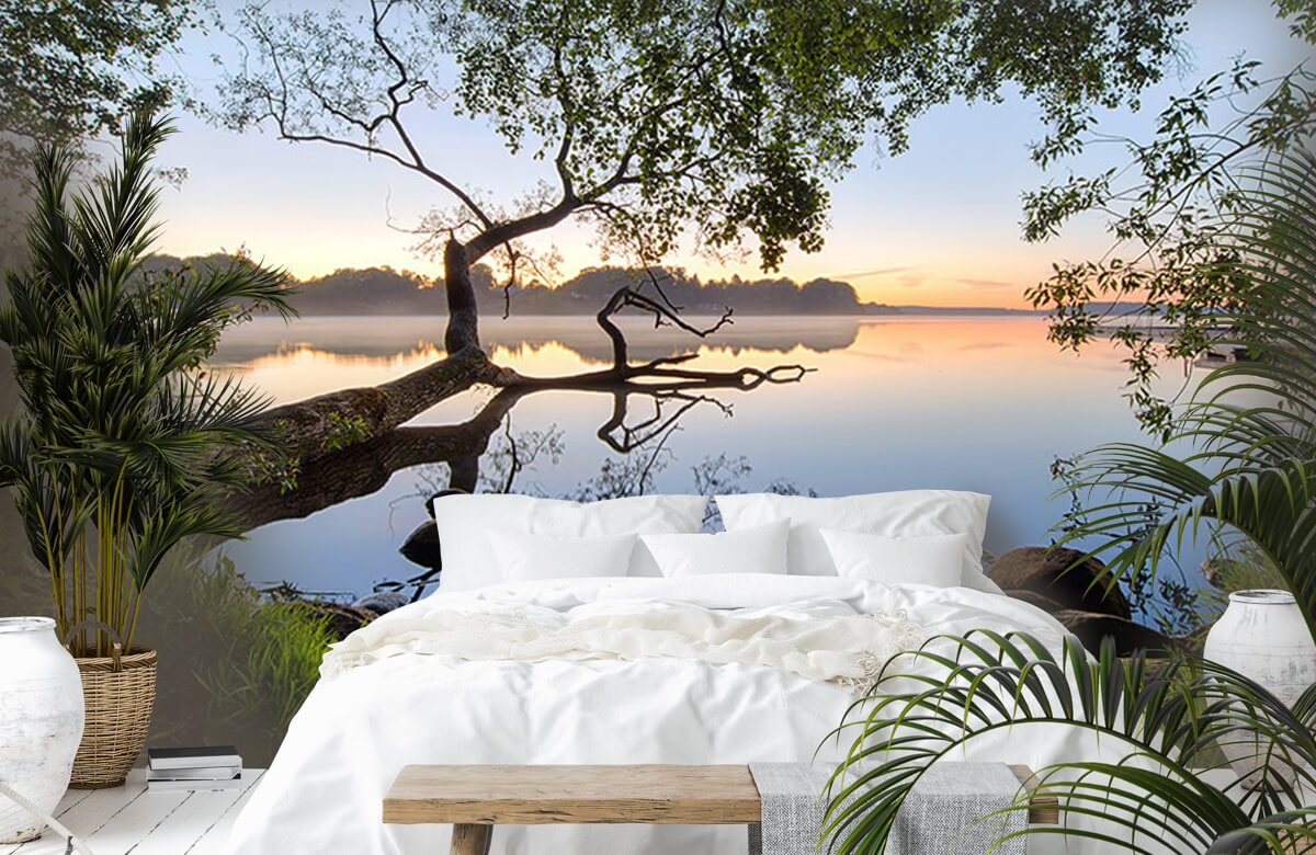 Landscape Lake view 5