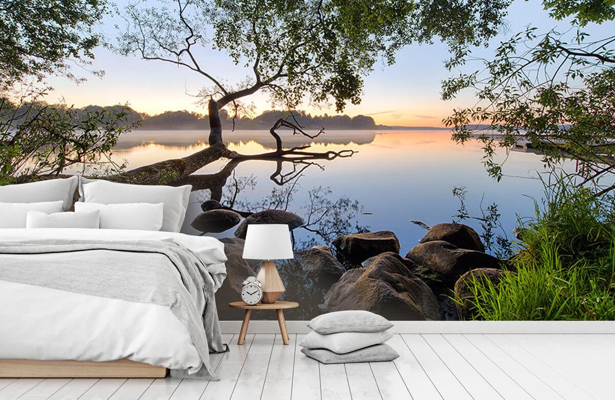 Landscape Lake view 2