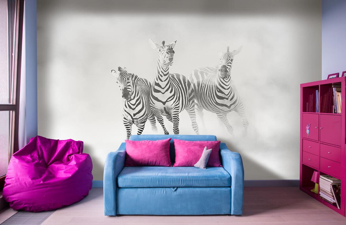 Wilde dieren Zebras 7