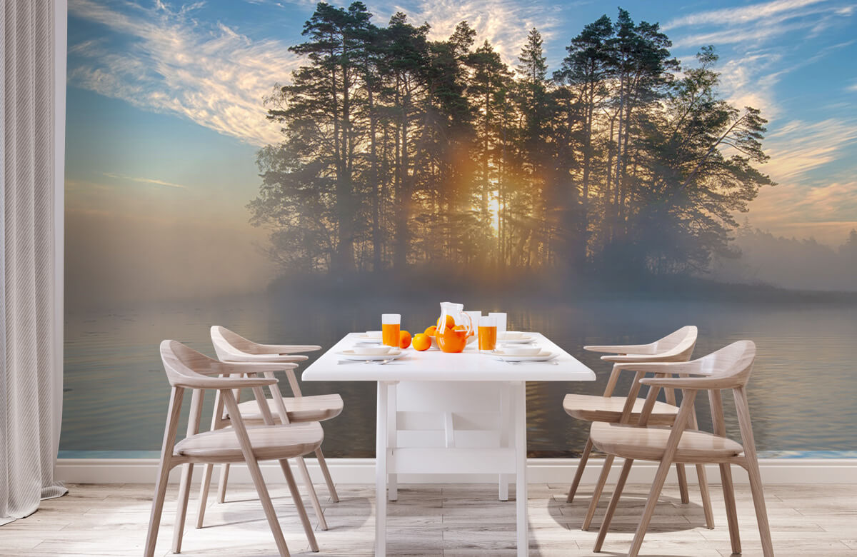 Landscape Morning light 2