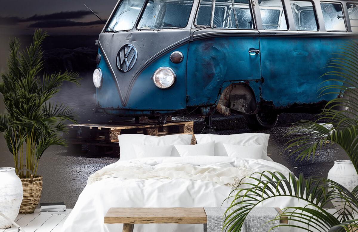 VW Kleinbus 8