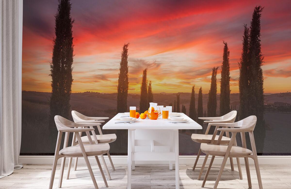 Tuscany sunset 3