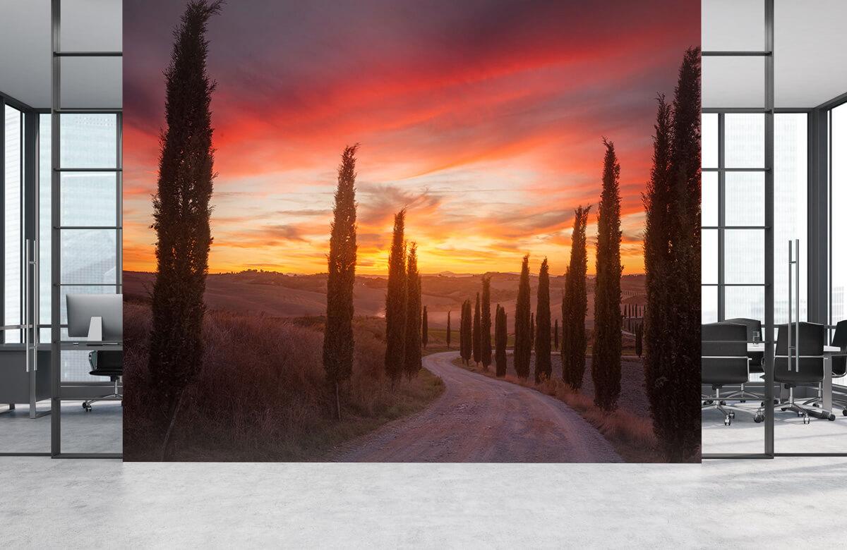 Tuscany sunset 7