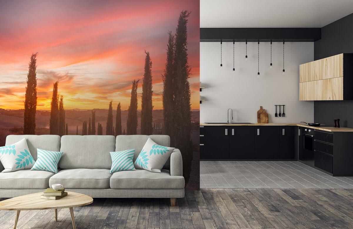 Tuscany sunset 10
