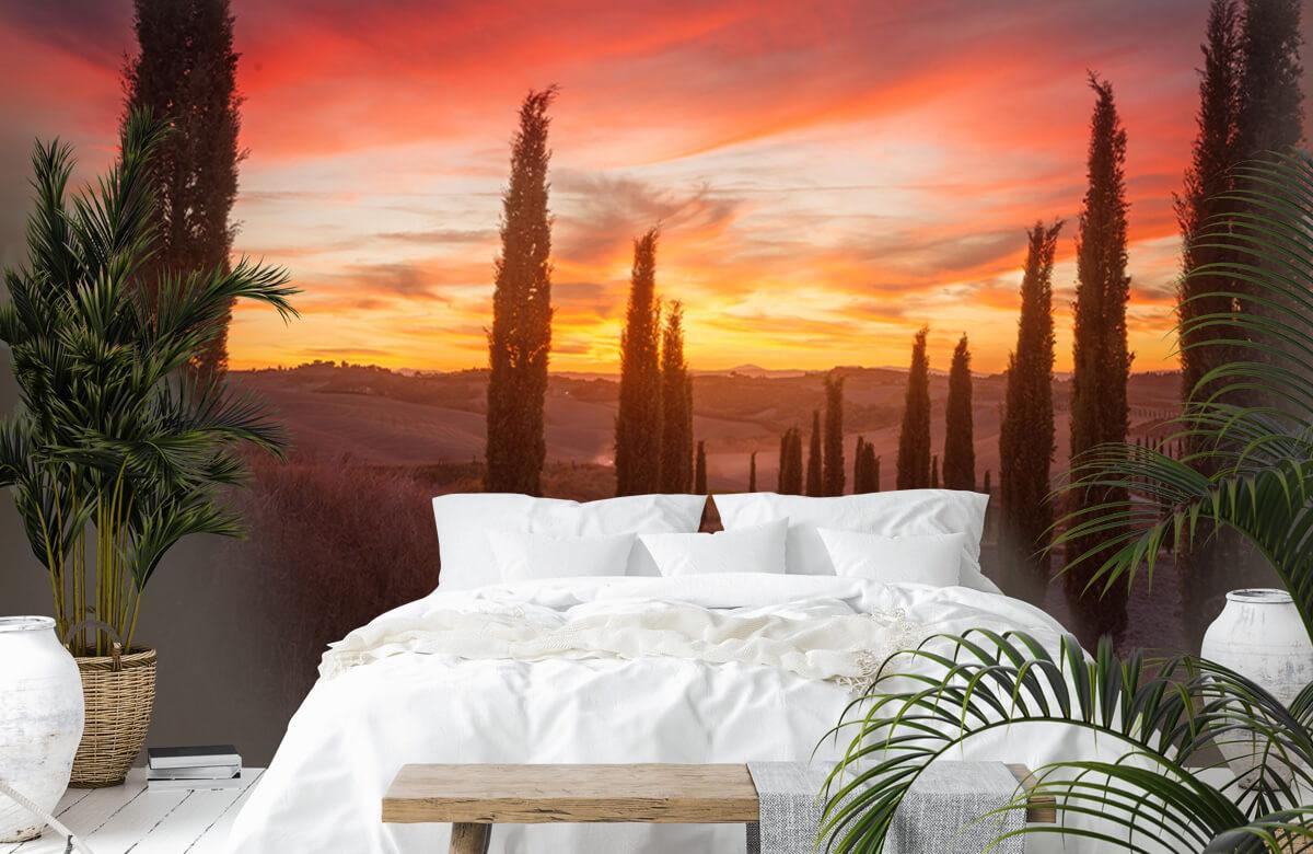 Tuscany sunset 5