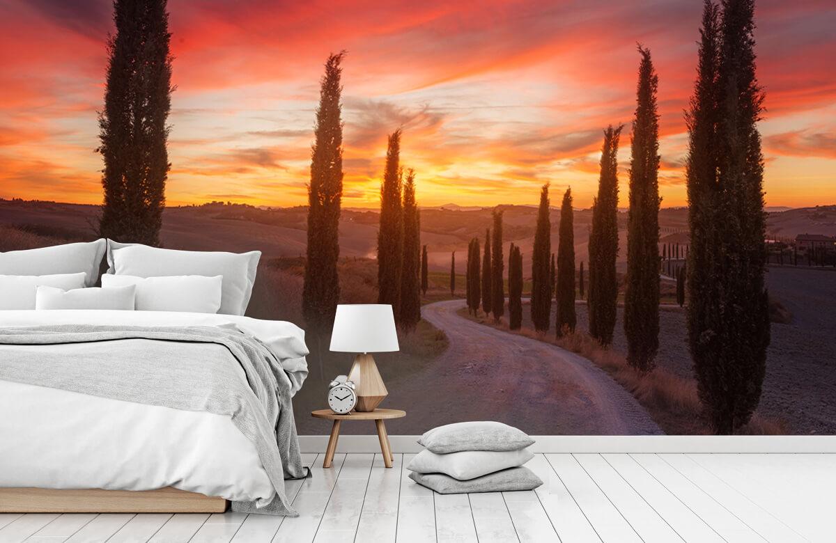 Tuscany sunset 2