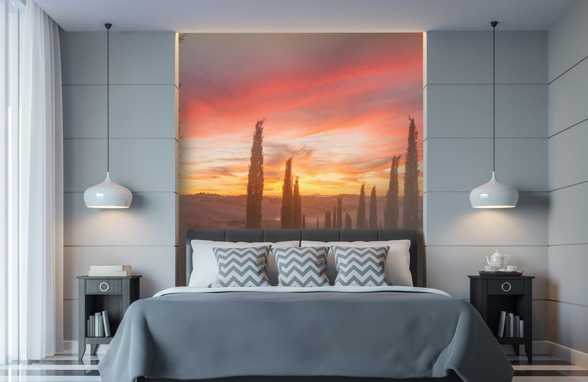 Tuscany sunset 8