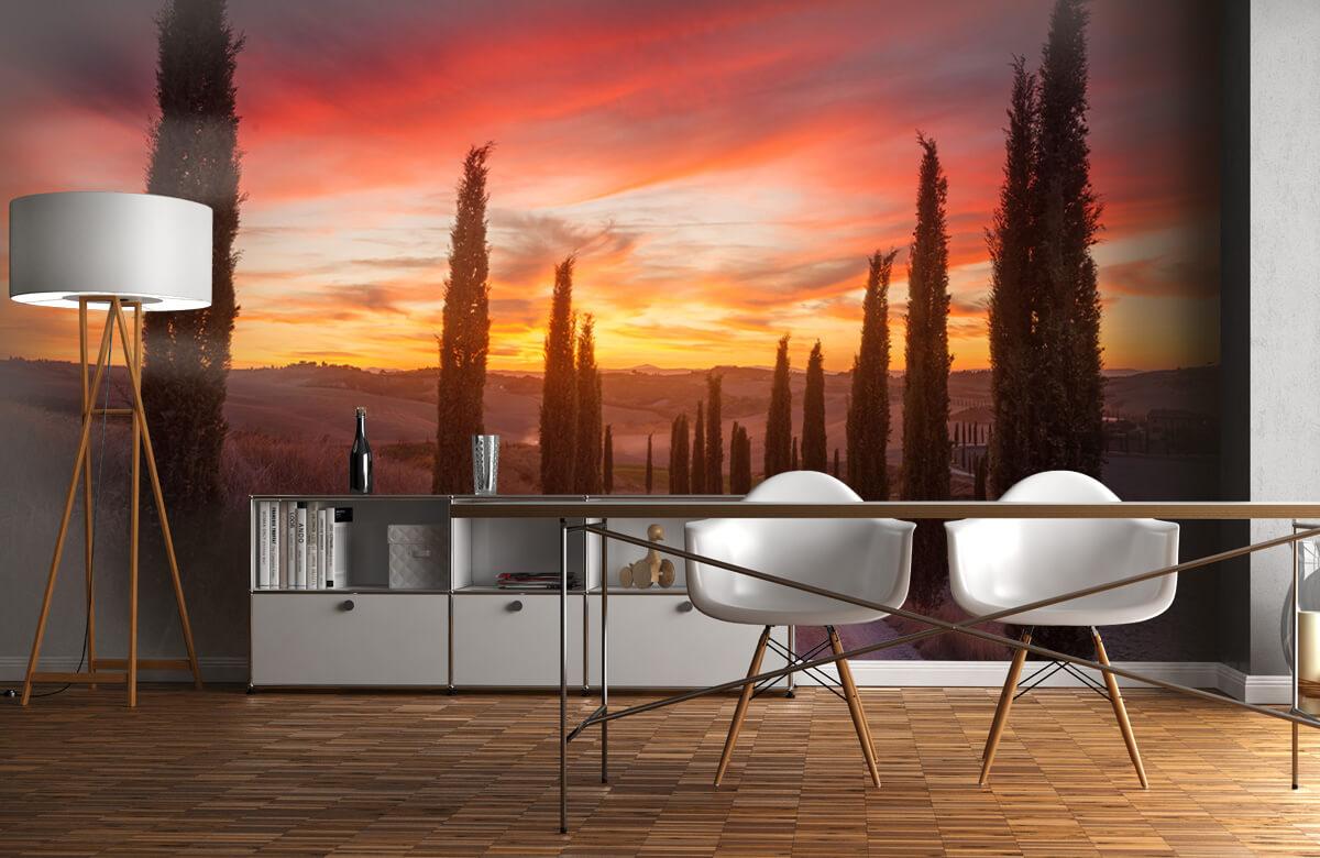 Tuscany sunset 4