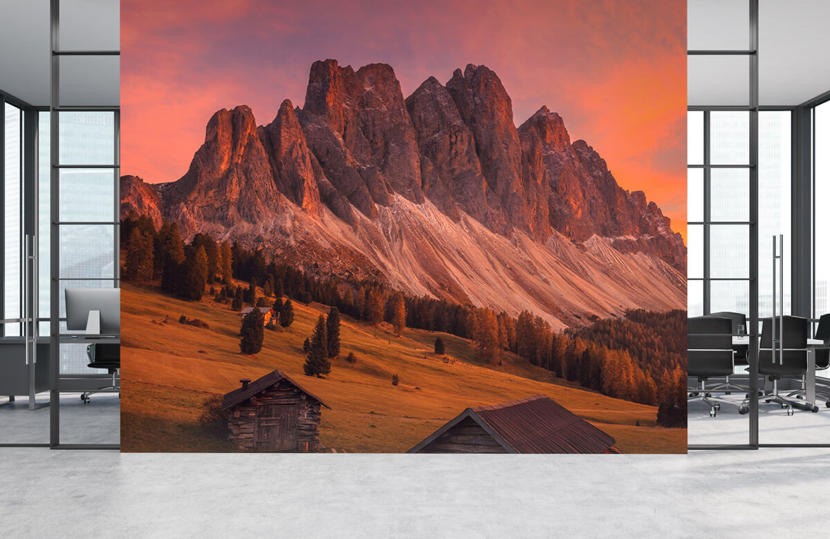 Cabins In The Dolomites 7