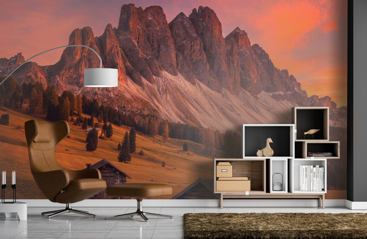 Cabins In The Dolomites 6