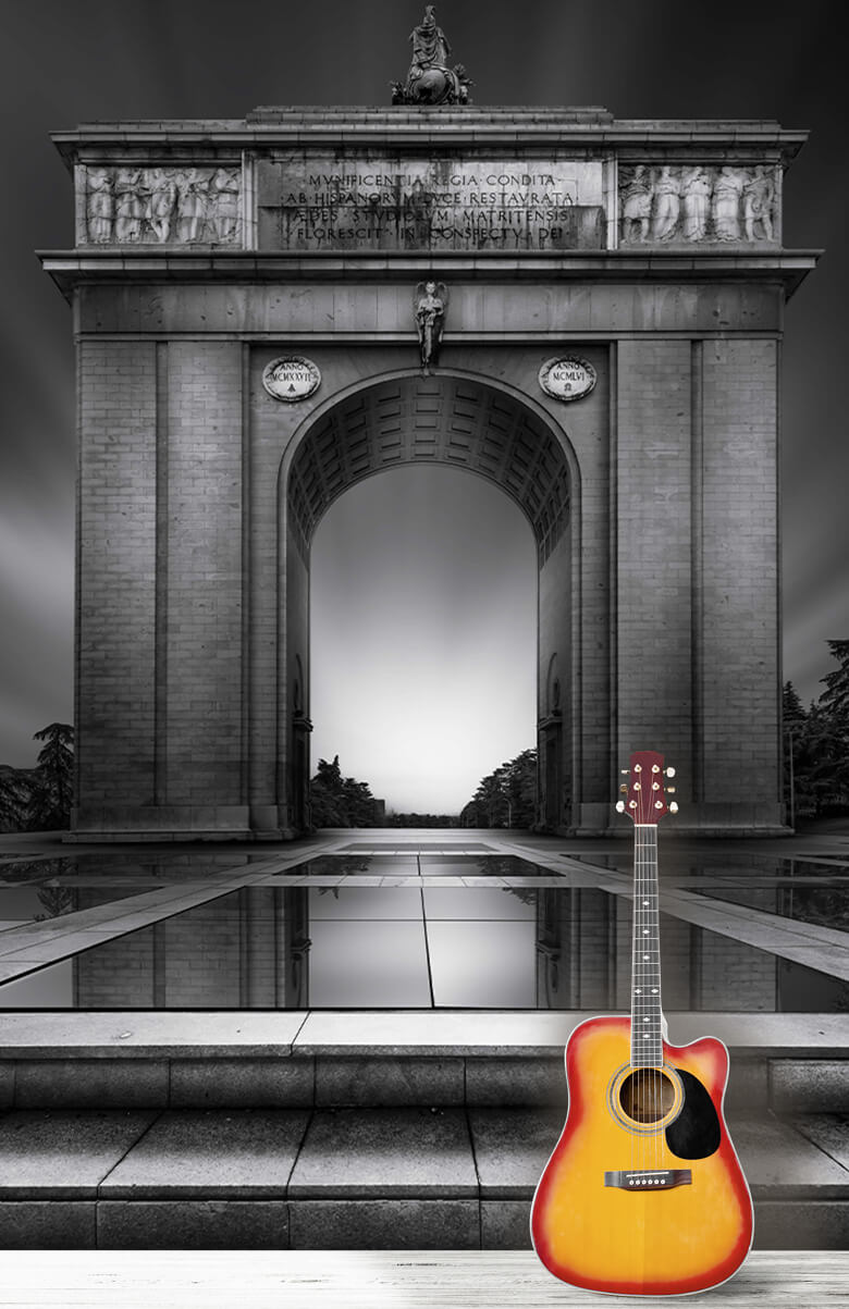 Arch of Moncloa 1