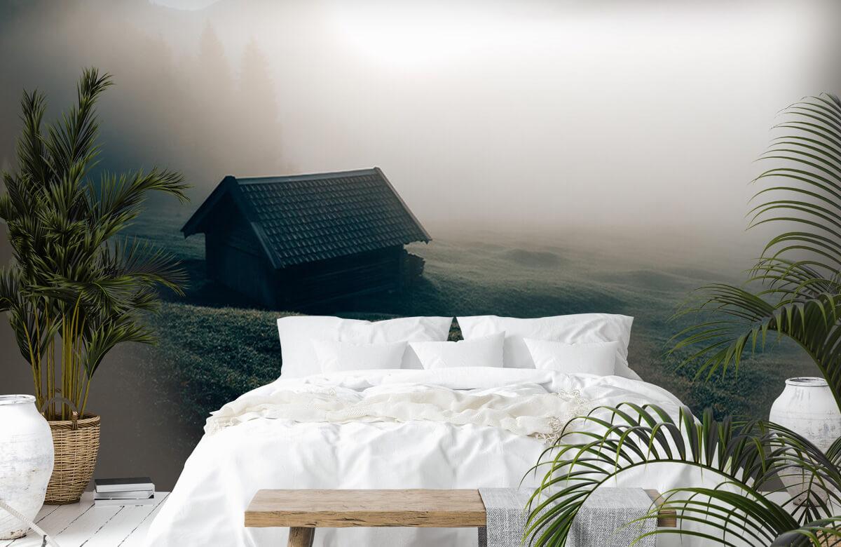 Wallpaper Bavarian Alps 8