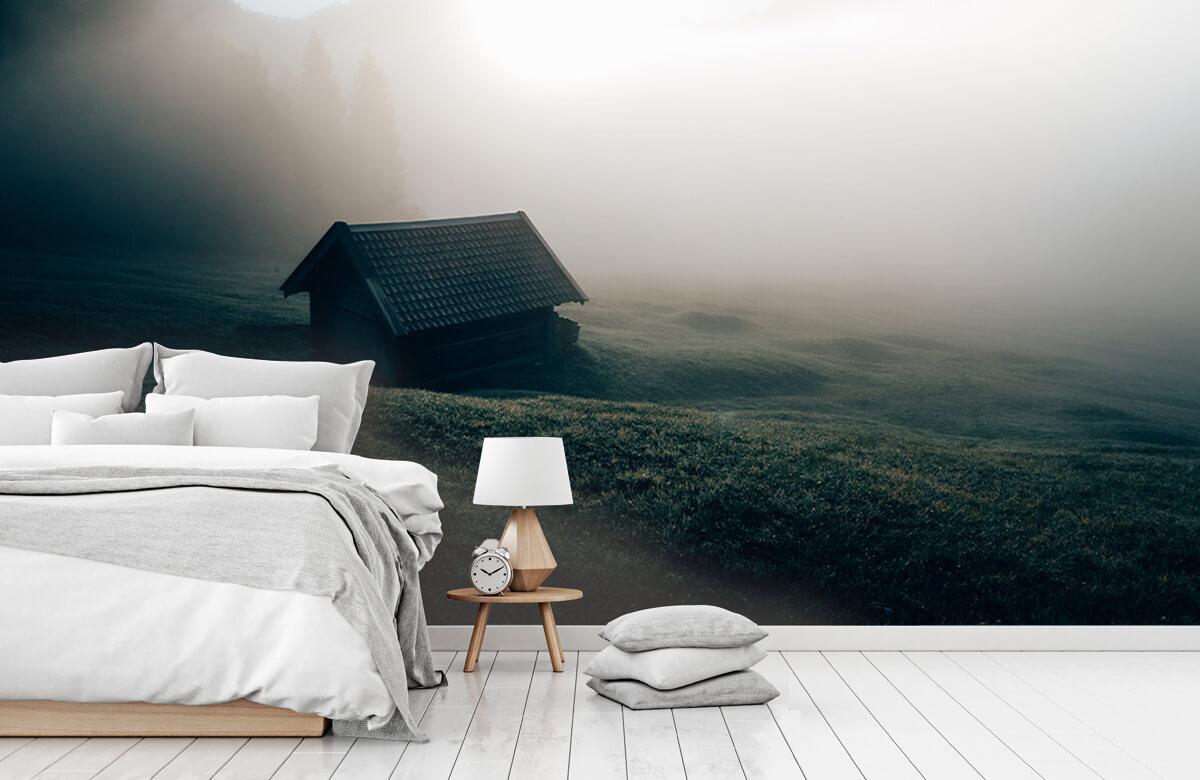 Wallpaper Bavarian Alps 2