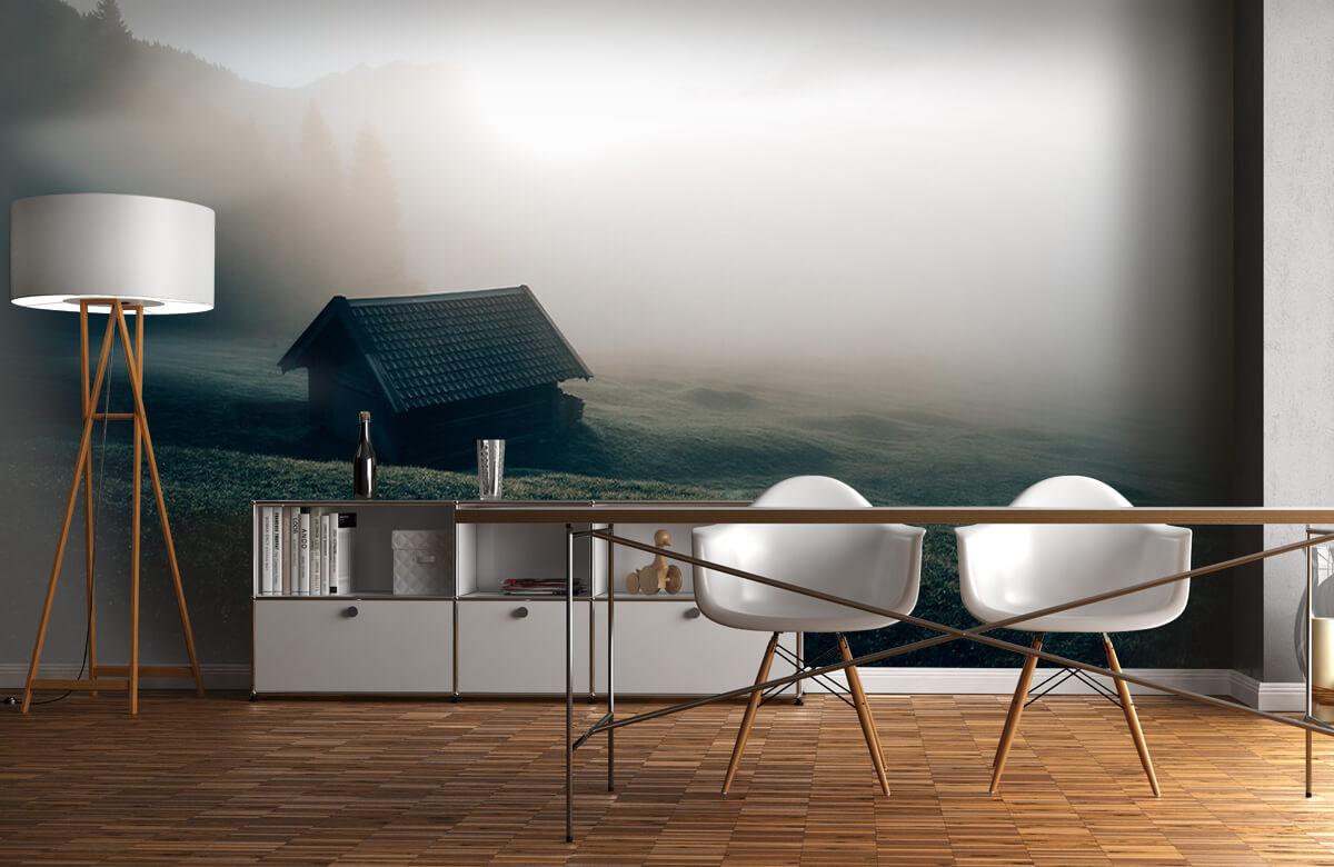 Wallpaper Bavarian Alps 1