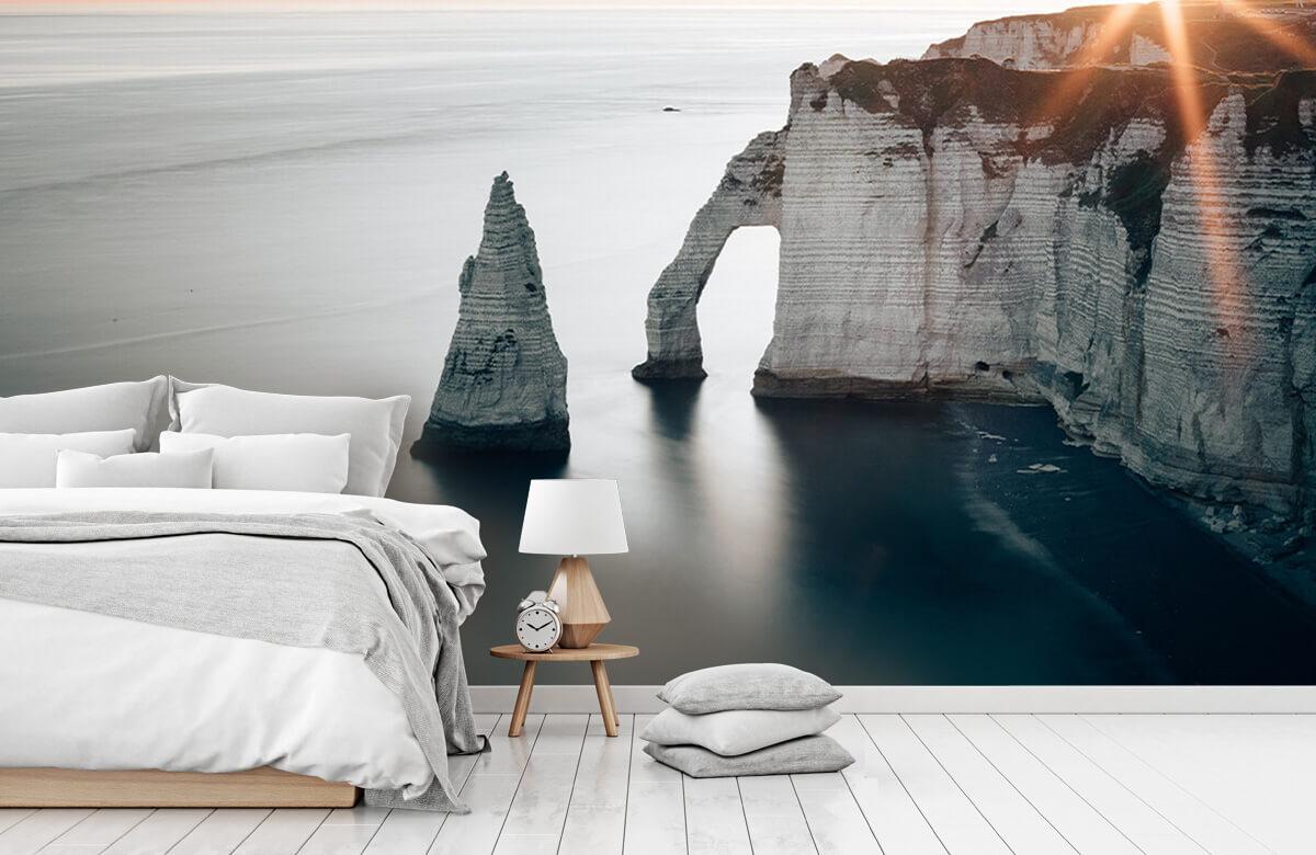 Wallpaper Morning sun at the coast 7