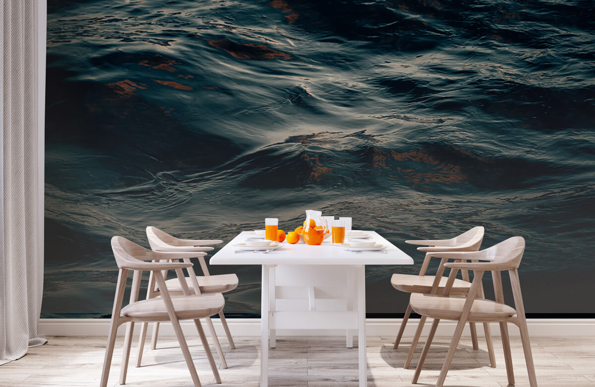 Wallpaper Ocean waves 1