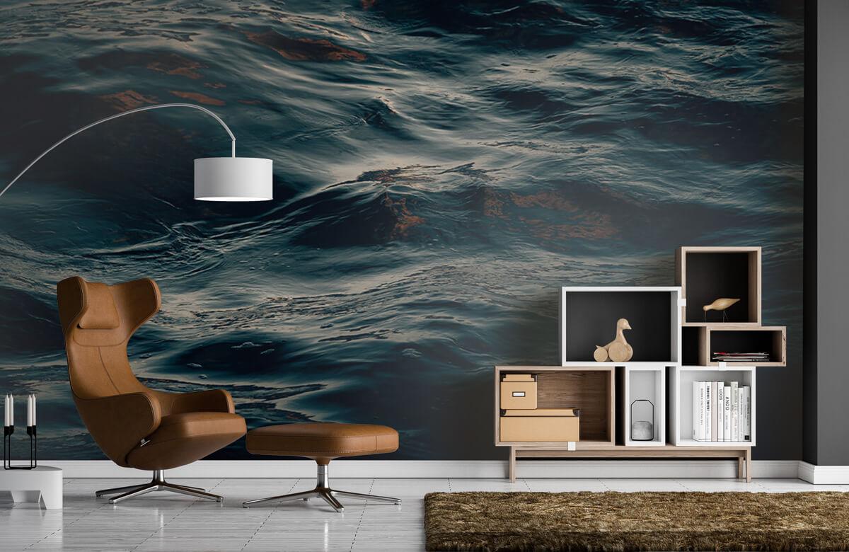 Wallpaper Ocean waves 4