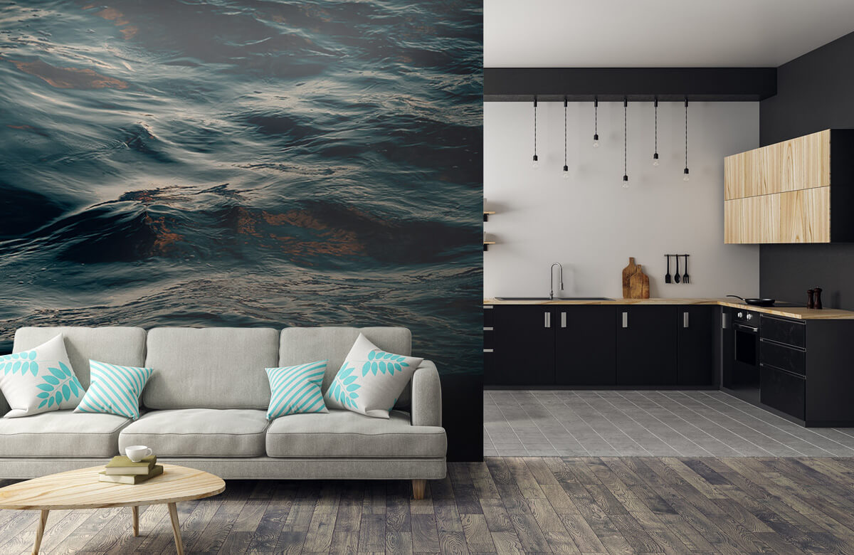Wallpaper Ocean waves 5