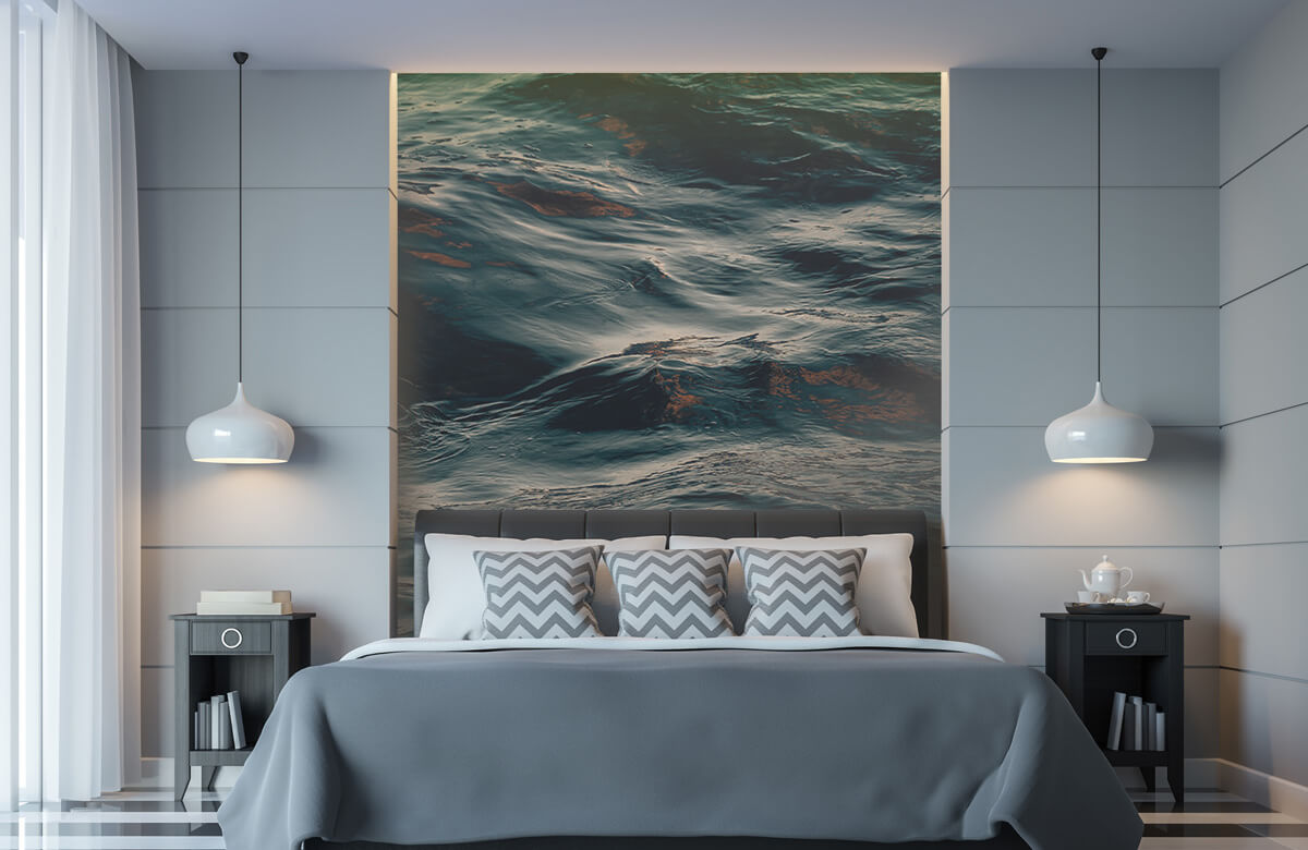 Wallpaper Ocean waves 8