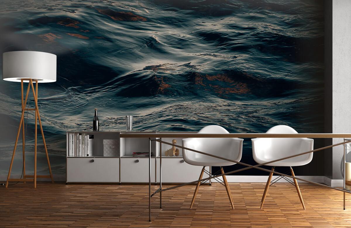 Wallpaper Ocean waves 11