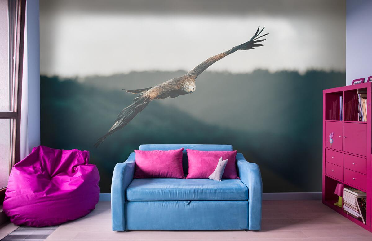Wallpaper Red kite 4