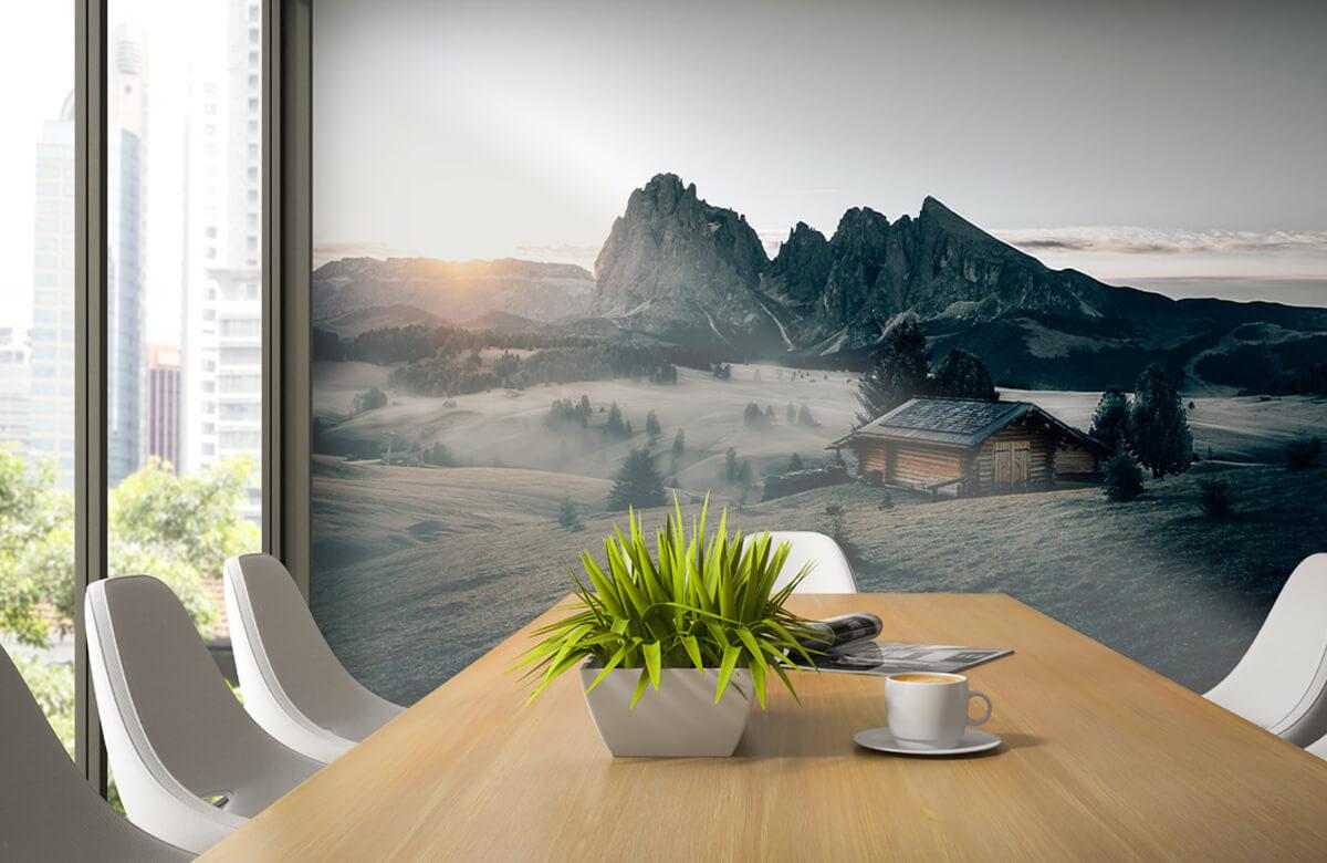 Wallpaper Landscape South Tyrol 2