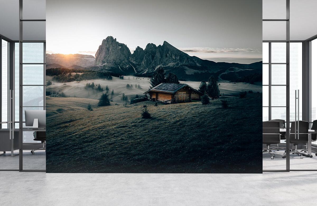 Wallpaper Landscape South Tyrol 6