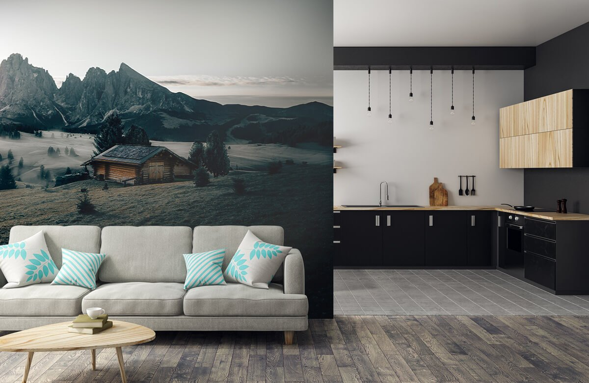 Wallpaper Landscape South Tyrol 11