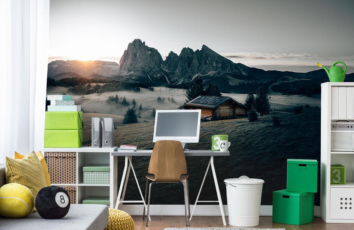Wallpaper Landscape South Tyrol 9