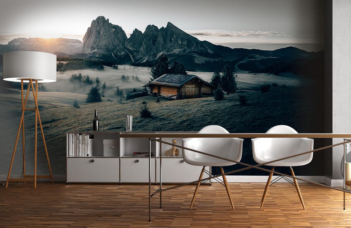Wallpaper Landscape South Tyrol 1