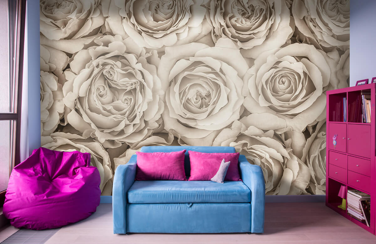 Background of roses 2