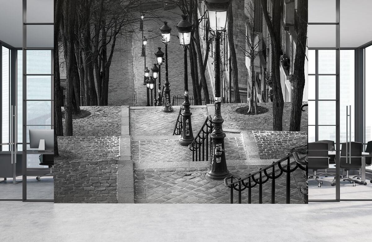 Quiet evening in Montmartre 6