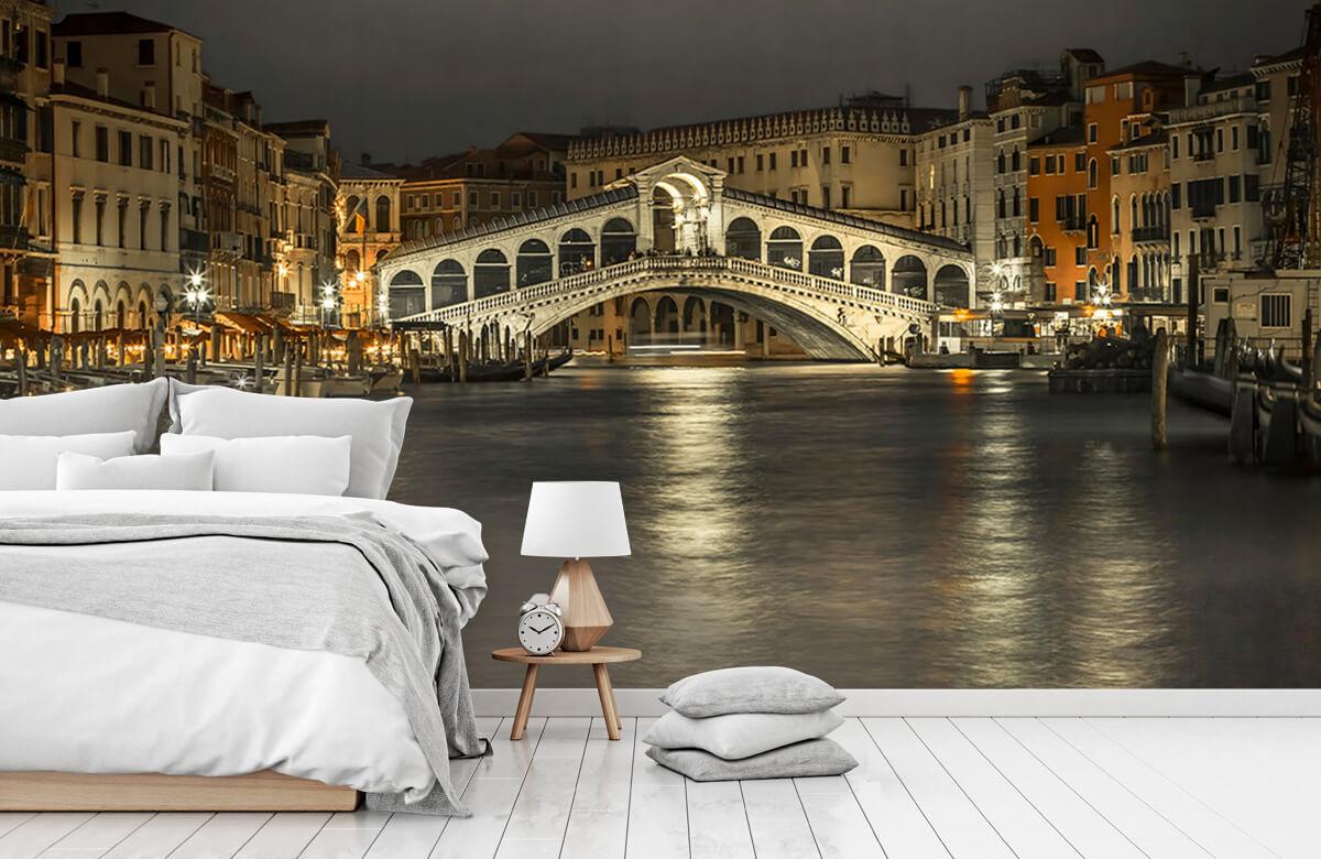 Rialto bridge in the evening 2