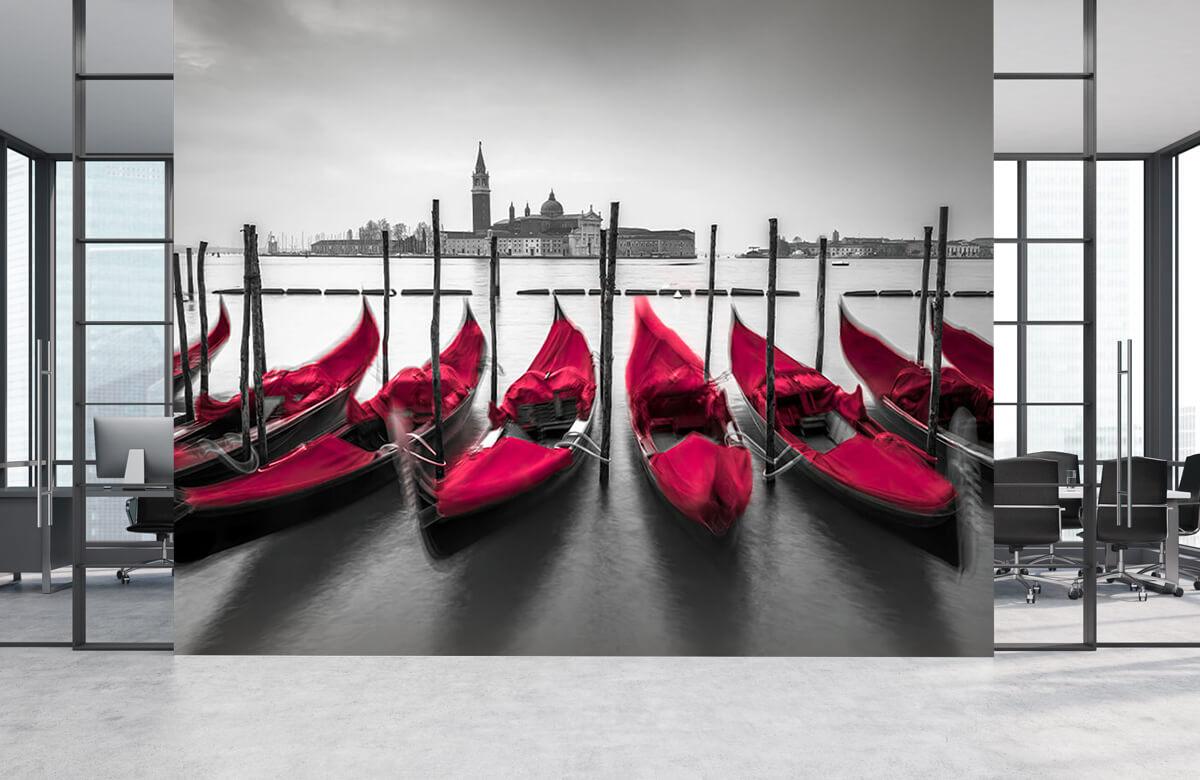 Red Gondolas 6