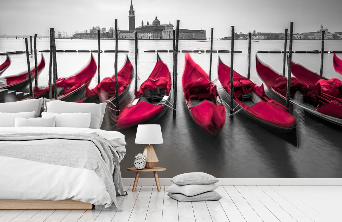 Red Gondolas 9