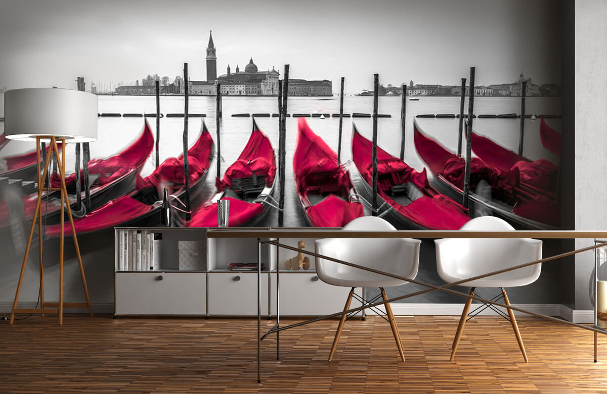 Red Gondolas 10
