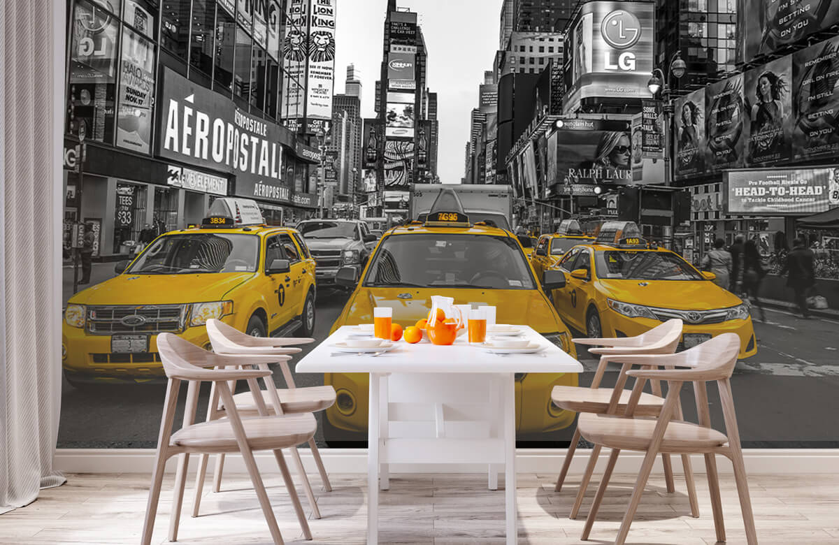 Taxi on Broadway 2