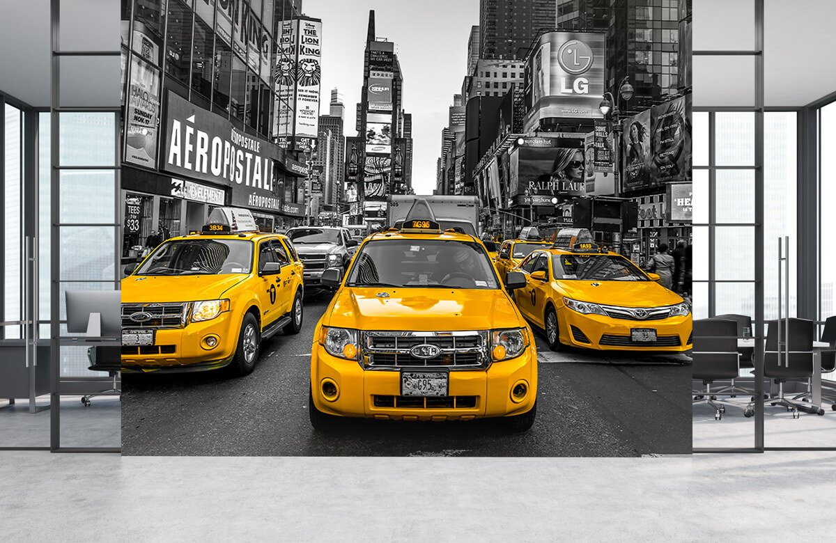 Taxi on Broadway 5
