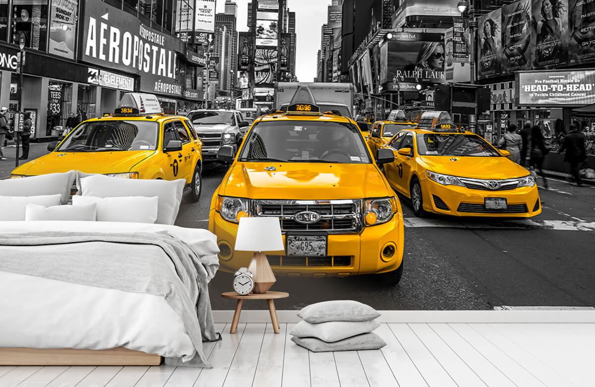 Taxi on Broadway 1