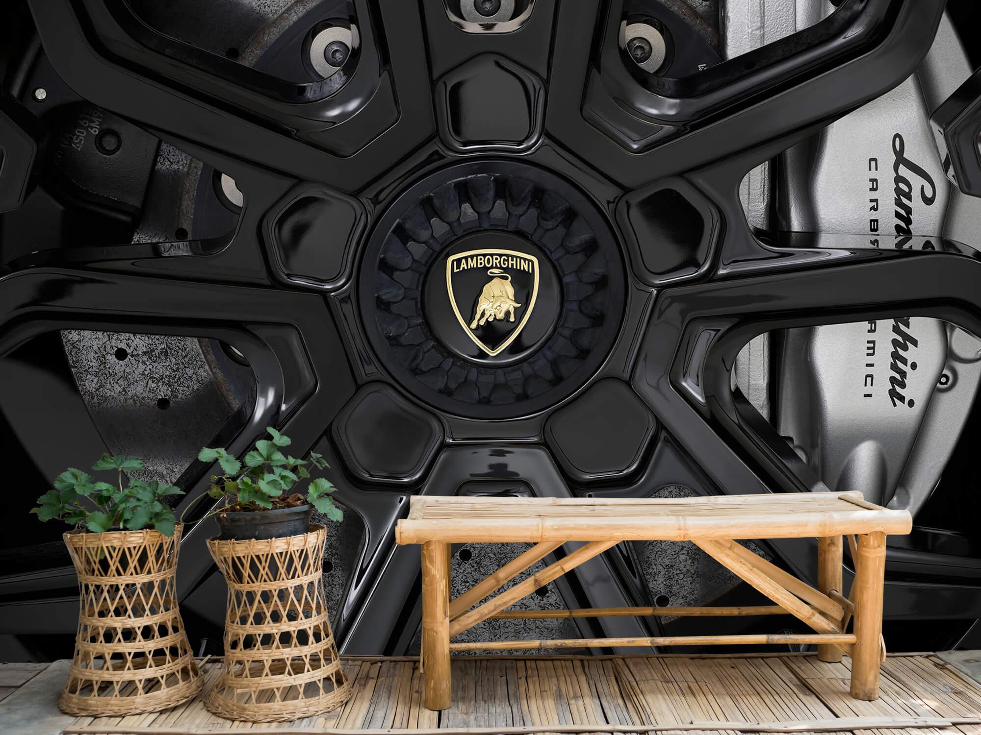 Pattern Lamborghini Huracán - Wheel 5