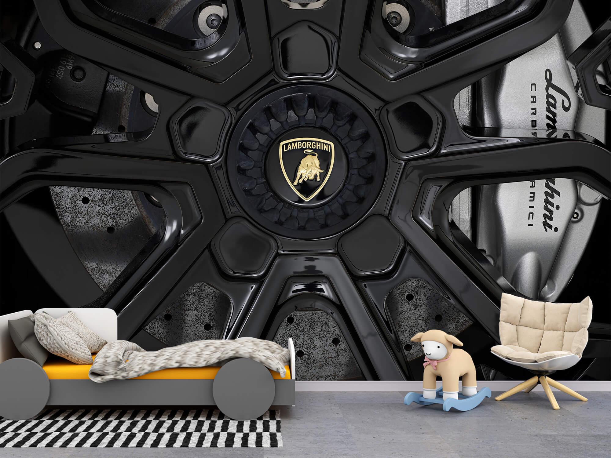 Pattern Lamborghini Huracán - Wheel 2