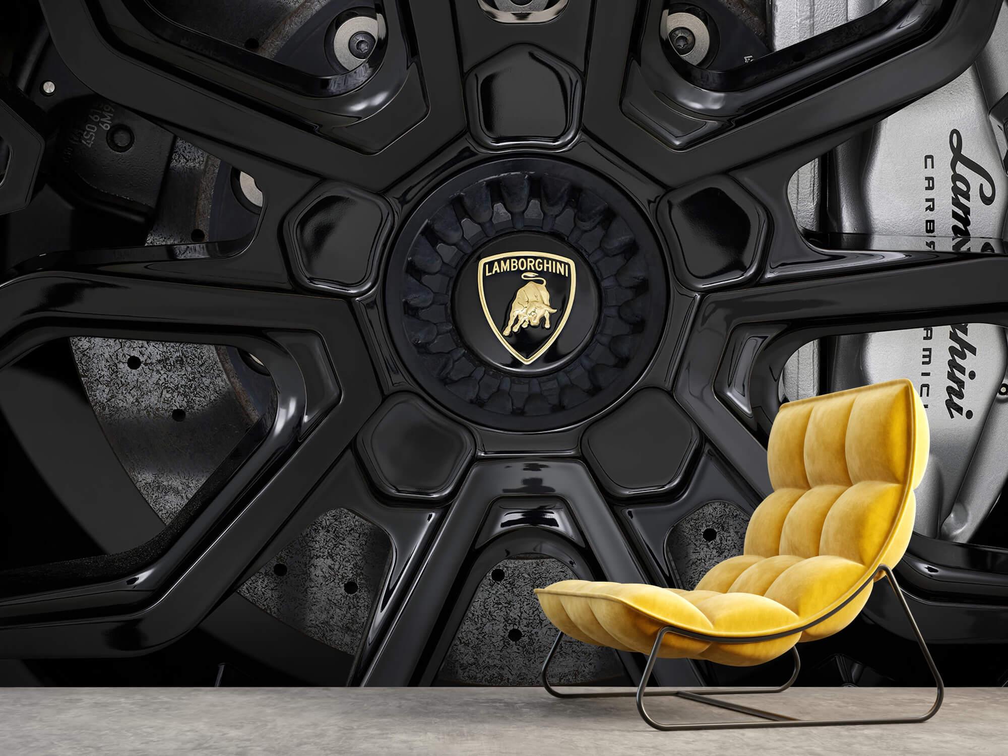 Pattern Lamborghini Huracán - Wheel 11